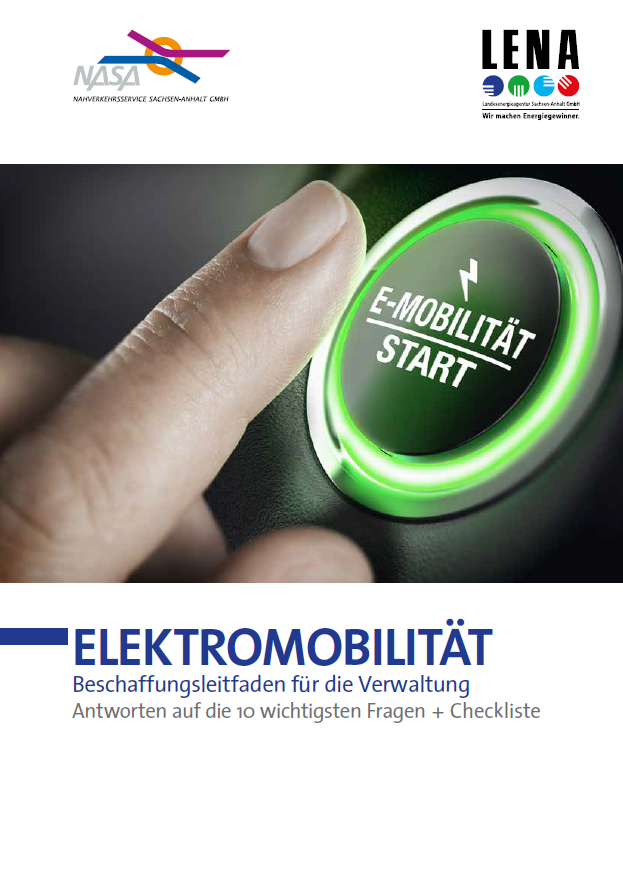Elektromobilität Cover